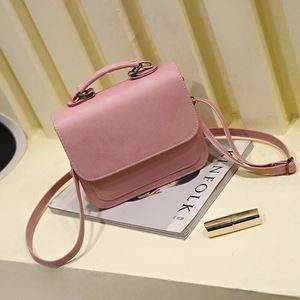 Sling Simple Bag Lovely Pink