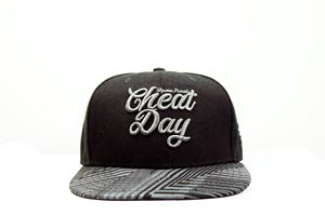 Cheat Day Snapback (Grey)