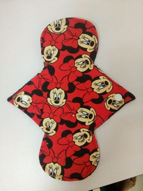 Medium Pad (minnie Mouse)