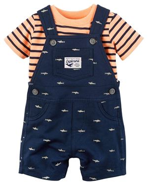 @  CARTERS SET ( SZ 6M-24M )