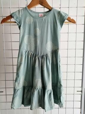 Princess Dress V2 : Blue Sorbet size 6-8