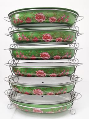 BUFFET EDORA 6L - GREEN