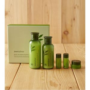 INNISFREE Green Tea Balancing EX Skin Care Set