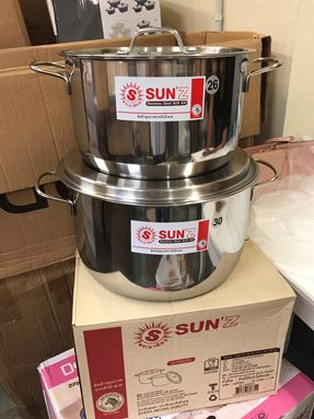 PERIUK STAINLESS STEEL SUS430