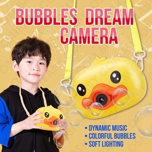 BUBBLE DREAM CAMERA