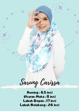 SARUNG CARISSA