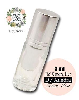 De'Xandra Women - De'Xandra Tester 3ml