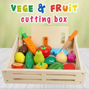 VEGE & FRUIT CUTTING BOX