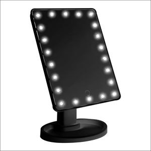 LED Mirror (BLACK COLOR)