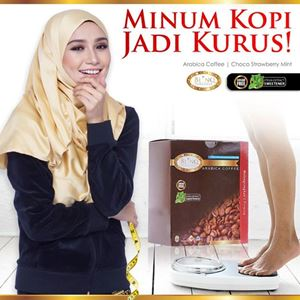 Blinq Fabulouz Arabica Coffee - Slimming