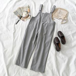 Wool Grey Bib