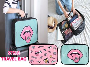 STYLE TRAVEL BAG N00874