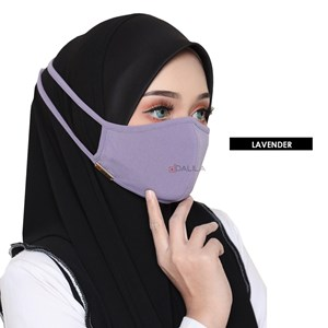 FACEMASK LIMITED EDITION (LAVENDER II)