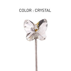 Pin 3D Butterfly Crystal