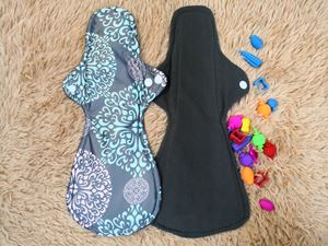 Cloth Pad - Abstract (Bravery ) Size XL