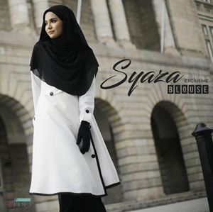 SYAZA EXCLUSIVE ( Pearl White )