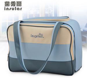 Original Insular Diaper bag - Blue