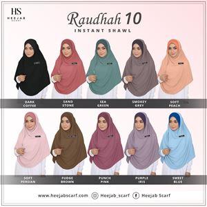 RAUDHAH 10.0