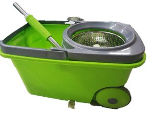 360 DOUBLE DRIVE MOP WITH HANDLE