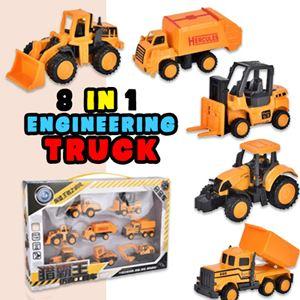 8 IN 1 ENGINEERING TRUCK