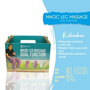 MAGIC LEG MASSAGE