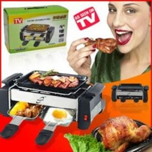 Electric & Barbecue Grill