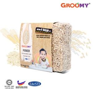 Organic Pioneer Mixed Grains