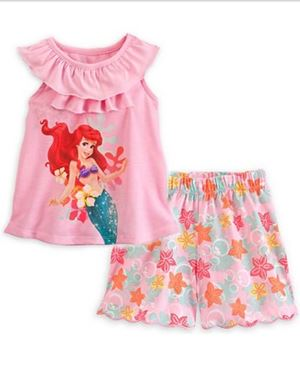 @ P30377 ( I )   MERMAID PINK CASUAL WEAR