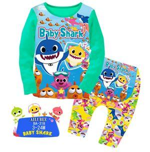 Baby Shark Pyjamas - BA 318