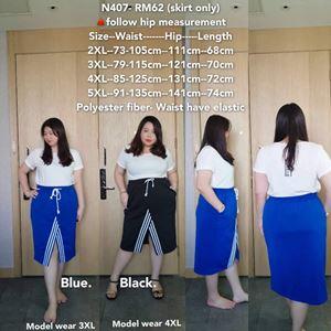 NC407  *Waist 29 to 53 inch/ 73-135cm