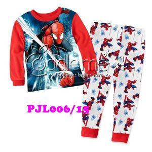 @  PJL006/15 SPIDERMAN RED  ( sz 2y - 7y )