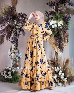 APRIL DRESS BY GEROBOK GAGA
