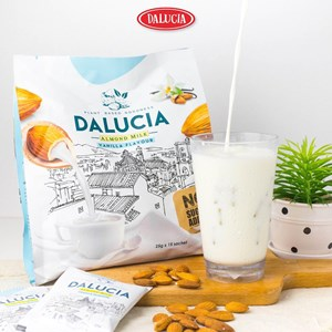DALUCIA Vanilla Almond Milk Powder