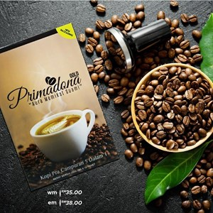 PRIMADONA GOLD COFFEE