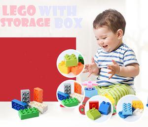 LEGO WITH STORAGE BOX