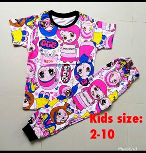 Pyjamas ANA MUSLIM SCHOOL EDITION : KIDS 2-10
