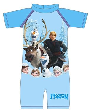 Swimming Suit - Frozen Olaf & Kristoff