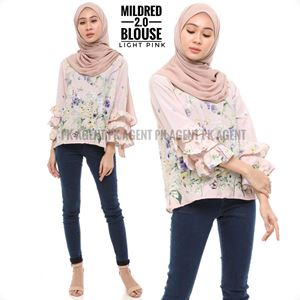 MILDRED 2.0 PRINTED BLOUSE
