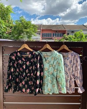 Atikah blouse