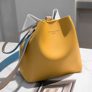 BUCKET SLING BAG | YELLOW