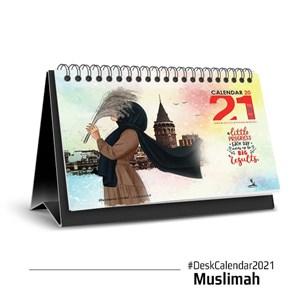 TABLE CALENDAR MUSLIMAH