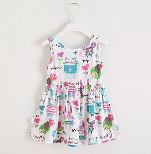 BB335-5  Baby Girl's Dress