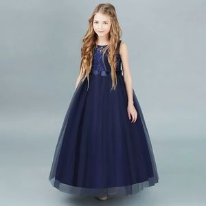 NAVY BLUE MAIRA GOWN