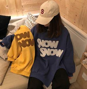 Snow Snow Sweatshirt