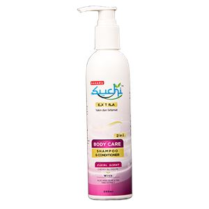 SUCHI EXTRA Shampoo Cherry Blossom