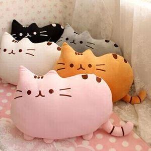 Pusheen Cat Pillow