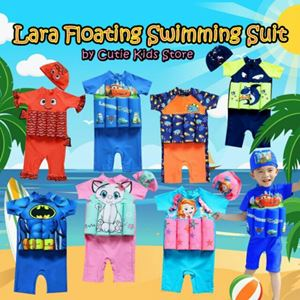 LARA ALANA FLOATING SWIMMING SUIT