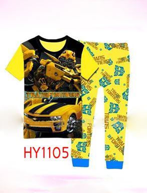 HY1105 Transfomers Pyjamas