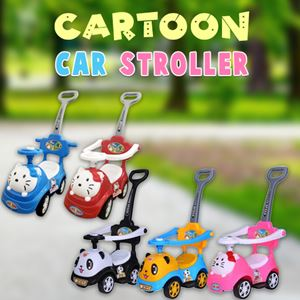 CARTOON CAR STROLLER
