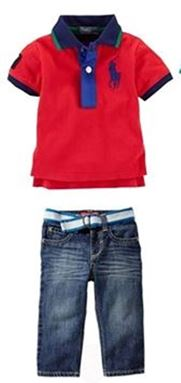 @ S5004203P RED  BOY SET